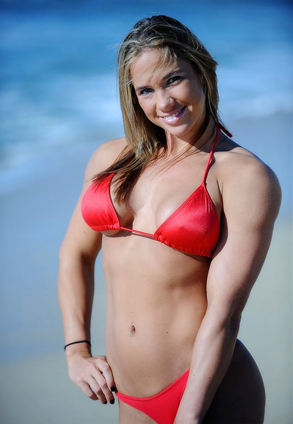 Muscle Babe Movies 121