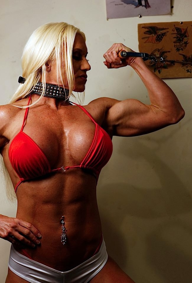Opinion Ashlee chambers bodybuilder can ask?