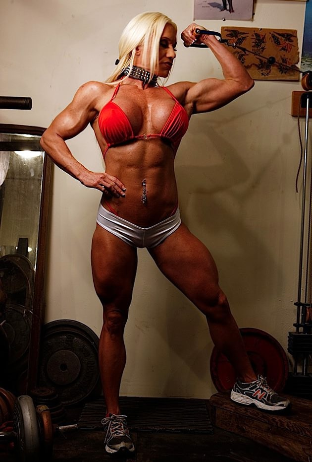 Ashlee chambers bodybuilder