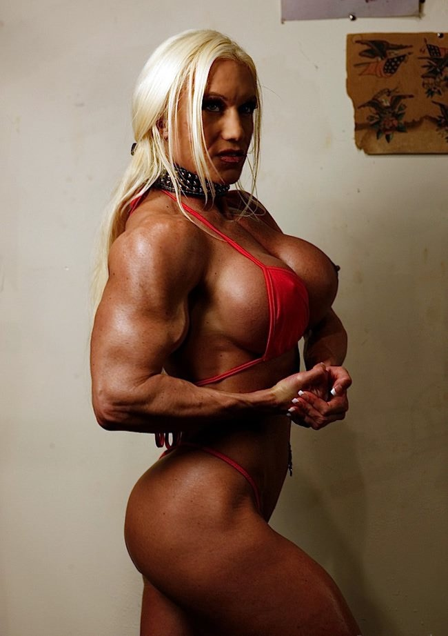 Muscle and fitness porn