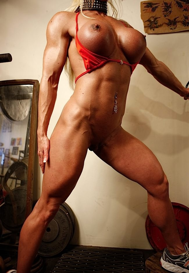 Are Ashlee chambers bodybuilder think, what
