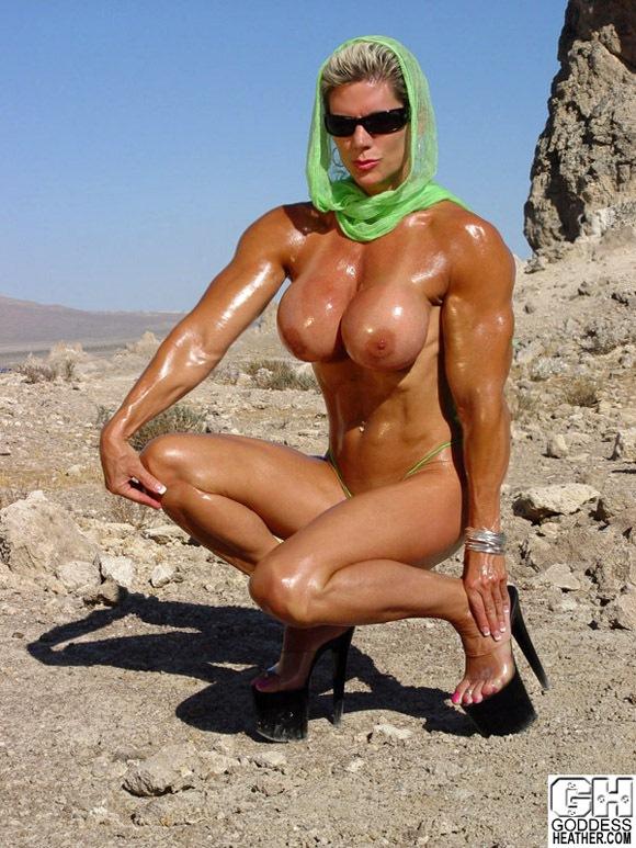 Female muscle sex video tgp