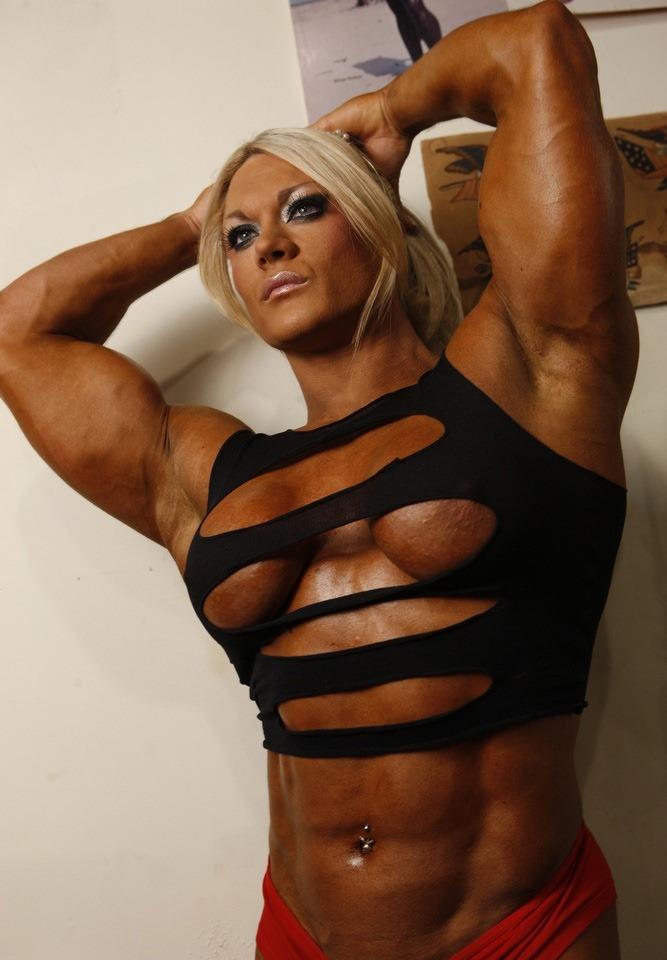Lisa cross bodybuilder porn