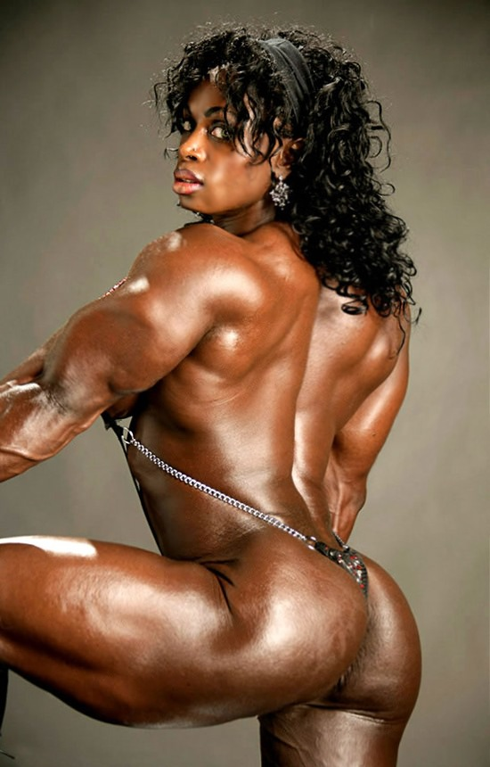Useful topic black muscle female bodybuilder opinion you