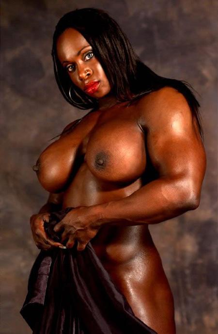 Sexy black goddess porn