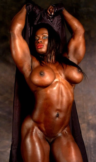 Join. happens. black muscle female bodybuilder that