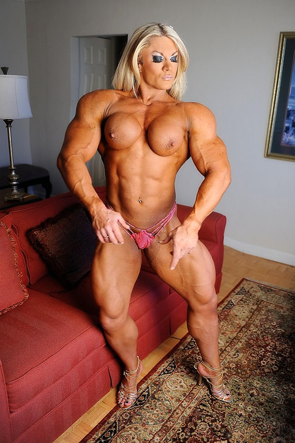 Muscle Girl Porn Videos Pornhubcom