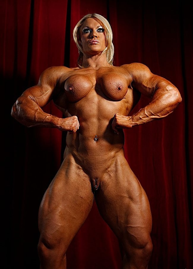 Nude muscular women galleries