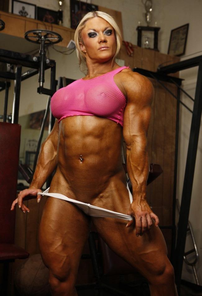 Lisa Cross 03 - Female Bodybuilder
