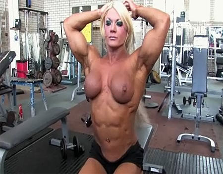 xxx female bodybuilers
