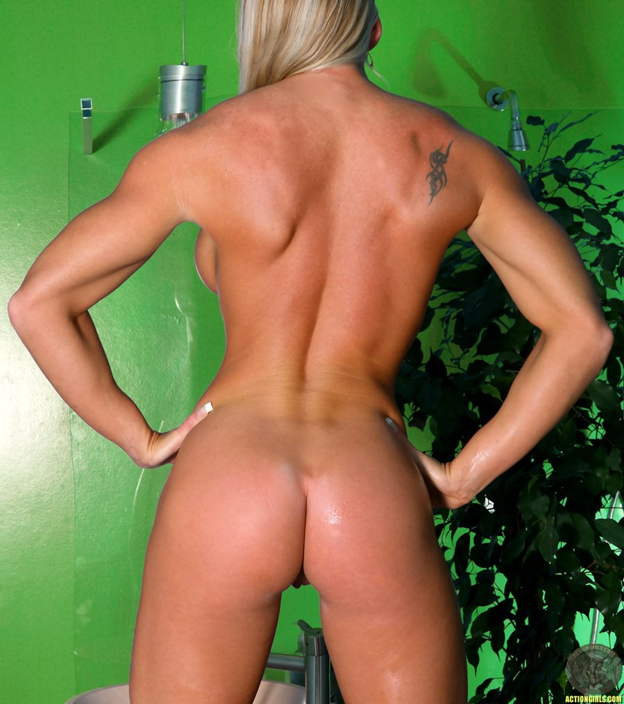 Tall Naked Athletes 79