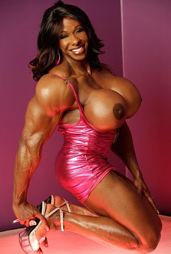 Big tit muscle