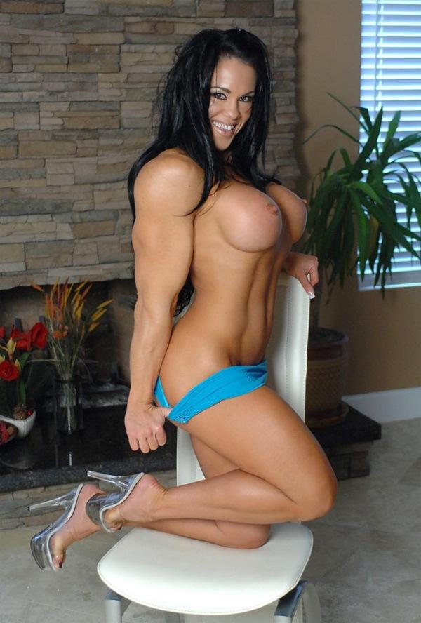 Nude hard body women
