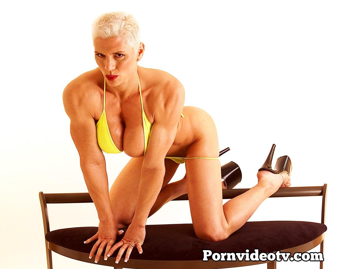 crotchless bikini clip
